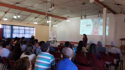 Proyecto FIA busca sustentabilidad en producción caprina en IV Región