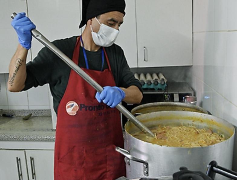 «Red Hambre Cero»: egresadas gestan red de organizaciones sociales que luchan por el derecho a la alimentación