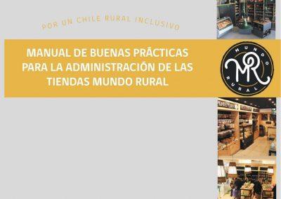 Manual de Buenas Prácticas para administradores de las Tiendas Mundo Rural