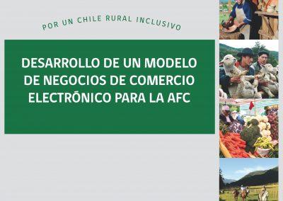 Desarrollo de un modelo de negocios de comercio electrónico para la AFC